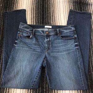 LOFT Modern Straight Jean 31